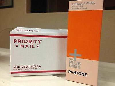 Pantone Formula Guide Solid Coated & Solid Uncoated The PLUS Series + FREE SHIP