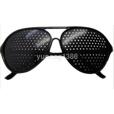 Useful Pinhole Glasses Eyesight Eye Eyes Vision Improve Eyesight Improve Glasses