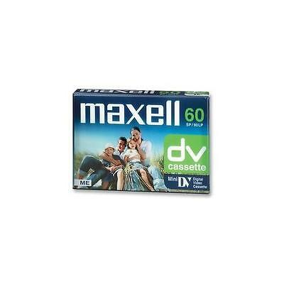 Maxell - Dvm60 - Digital Camcorder Tape - 60 Min , Single Pack