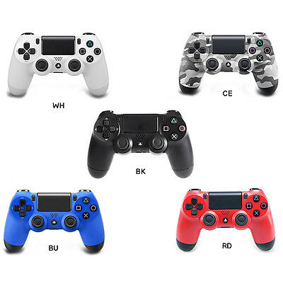Wireless Bluetooth For PlayStation 4 Controller Joystick PS4 Video Game Pad 2017