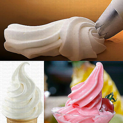 6 Nozzels Set Piping Cupcake Icing Disposable Bags Pastry  ugarcraft Reusability