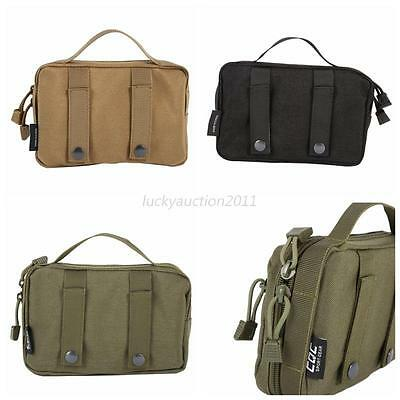 Hunting 600D Tactical Military Molle Utility Accessory Magazine Pouch Bag Case