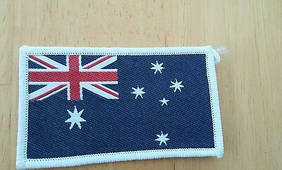 New Zealand flag cloth patch