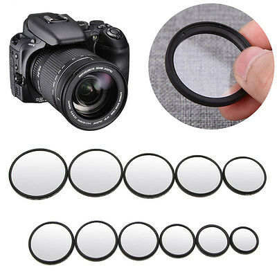 1PC UV Filter 37mm 49MM 52MM 55MM 58MM 62MM 67MM 72MM 77MM for Canon Nikon
