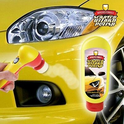Cars Scratch Wizard - Polish Scratch Repair Kit - Scratch Remover Polishing Tool