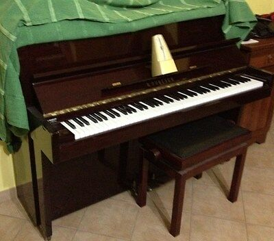 PIANOFORTE VERTICALE RUBESCH  Giapponese altro nome di YAMAHA made in Japan