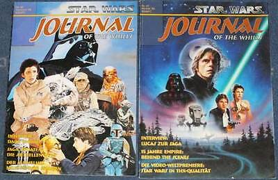 Star Wars Journal Of The Whills - 1995