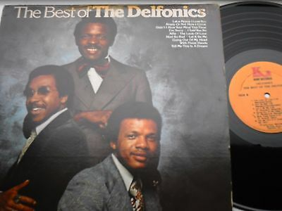 The Best Of The Delfonics Us Lp Kory Northern Soul