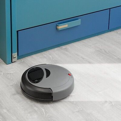 SMART ROBOT 2 In 1 VACUUM CLEANER & FULL AUTO SWEEPER MOP - ALL FLOORS CARPETS -