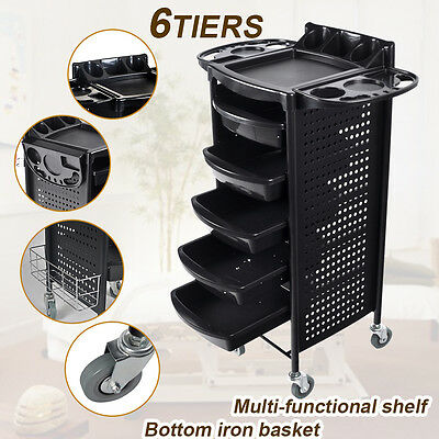 Hairdressing Storage tattoo shops pet groomers SIDEBOARD Trolley Salon Cart