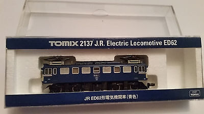 Tomix 2137 J.r. Electric Locomotive Ed62