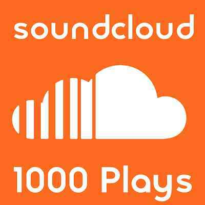 1000 Sound Cloud Plays - Soundcloud Plays On Any Track - FAST & 100% SAFE