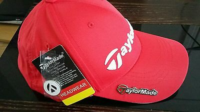 Taylormade m2 cap hat with magentic marker one size fit all.