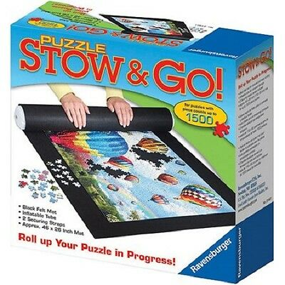 Puzzle Stow and Go Storage System by Ravensburger