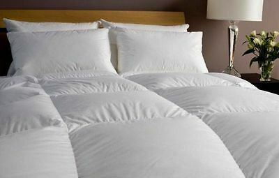 Luxurious Early's of Witney 13.5 Tog 100% Pure Hungarian White Down Duvet