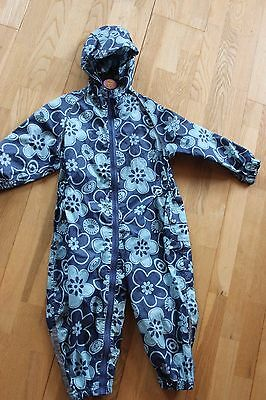 Rydale Children's Waterproof Rain suit puddle suit all in one coat and trousers