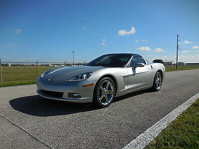 2008 Chevrolet Corvette 1LT 2008 Chevorlet Corvette Ls3