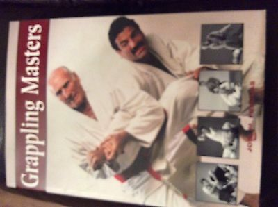 USED (VG) Grappling Masters by Jose M. Fraguas