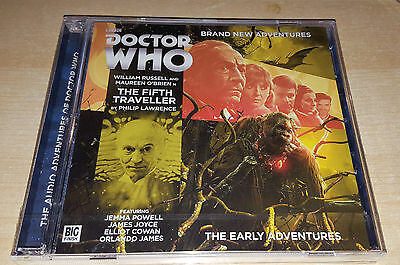 Doctor Who - THE FIFTH TRAVELLER - Big Finish Audio Drama - NEW & SEALED