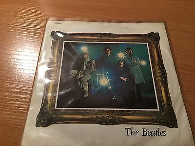 THE BEATLES - PENNY LANE/STRAWBERRY FIELDS Pic Sleeve R5570 Promo Copy