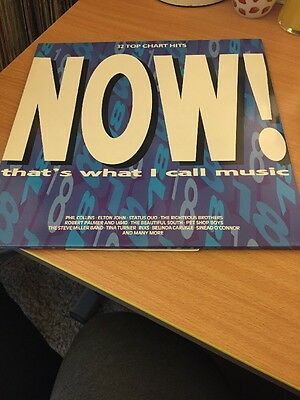 """Now That's What I Call Music 18 Double Gatefold 12"""" Lp Vinyl NOW 18"""