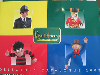 Dandy Beano Robert Harrop Collection Collectors Catalogues,  Must Have Items