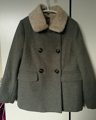 Zara coat girls