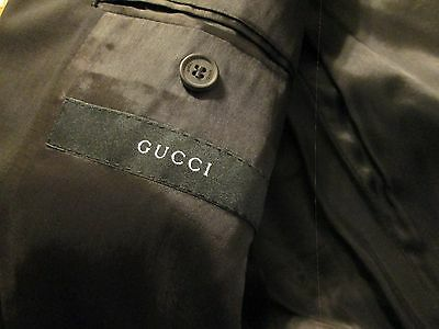 Gucci suit, size 48 (EU), made in Italy