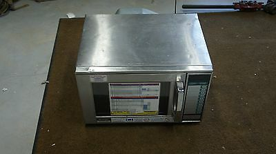Sharp Heavy Duty Commercial Microwave Oven R25JTF 208 / 230 Volts 2100 Watts NSF