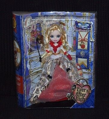 Ever After High Daughter of Snow White - Thronecoming Apple White Doll BNIB
