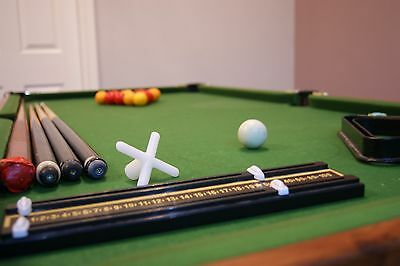 Pool and Snooker Table - Perfect Xmas Present!