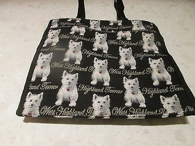 Brand New Highland Terriers Bag