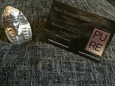 Bullion Silver Pharaoh 6.17oz 999fs