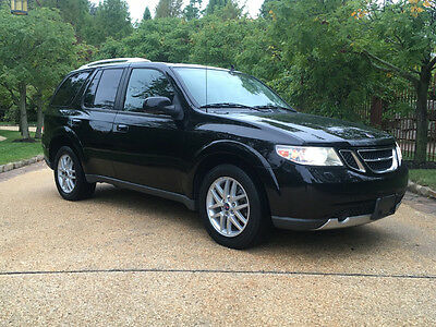 2008 Saab 9-7x 4.2i Sport Utility 4-Door low mile free shipping warranty 1 owner clean carfax luxury 4x4 awd loaded