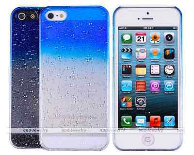 Wholesale Joblot 50 Raindrop Style Covers For iPhone 5s SE + Screen Protectors