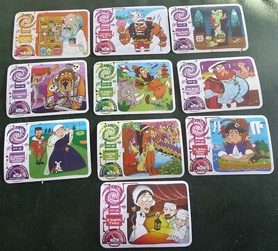 Bears Time Travel Adventure Cards