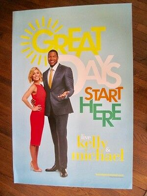 ABC Live With Kelley & Michael TV Series Poster