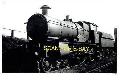 """Railway Photo GWR """"County"""" Class 440 No 3805 COUNTY KERRY at Unknown Location A"""