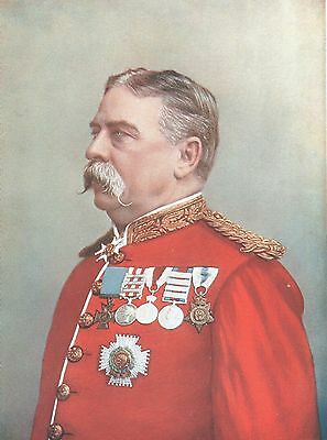 General Sir Hugh Henry Gough, VC - Keeper of the Jewels (Tower of London) c1899