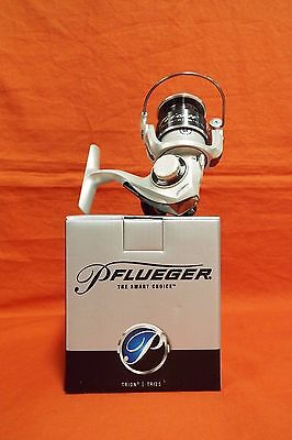 PFLUEGER Trion 25 Spinning Reel 5.2:1 Gear Ratio #1292369 (TRI25X)