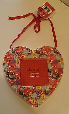 Me to You  love heart photo frame . new tagged