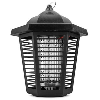 Sandalwood SW18 Indoor / Outdoor Electric Bug Zapper Water Resistant Fly Insect