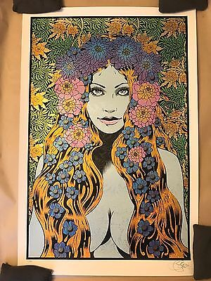 Chuck Sperry - Lysistrata Signed & Numbered Art Print - In Hand