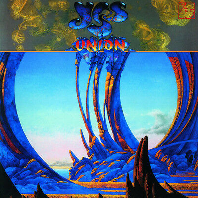 Yes - Union [New Vinyl LP] Holland - Import