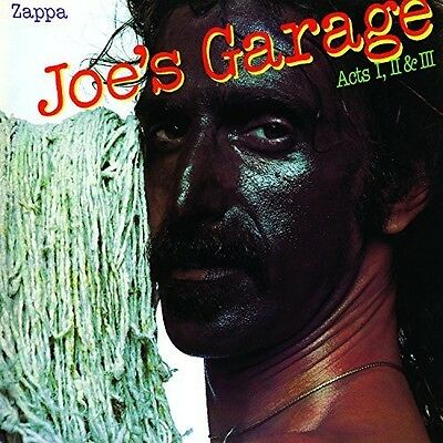 Frank Zappa - Joe's Garage [New Vinyl]