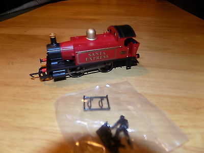 Hornby Santa Express Loco - Unboxed