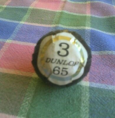Rare wrapped/Unused Dunlop 65 Golf Ball