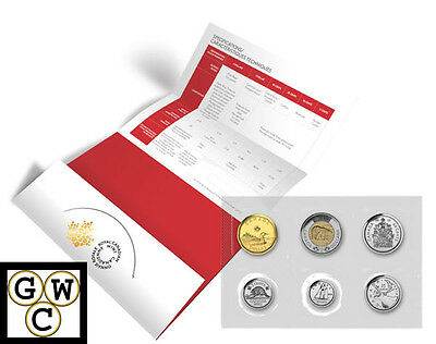 2015 Uncirculated P-L Mint Set of Coins (16940)