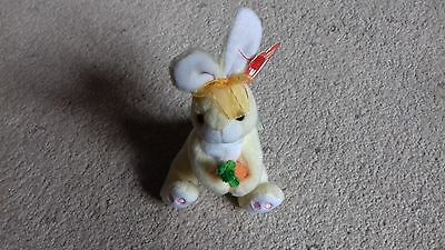 Ty Baby Beanie Baby - Nibbles With Tag