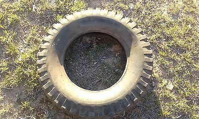 Tractor tyre  6.00 x 16